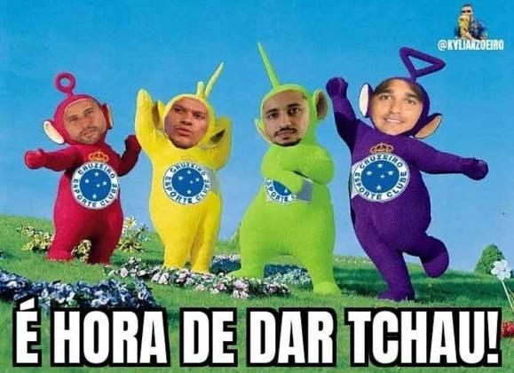 O Cruzeiro empatou com o CRB por 1 a 1, deu adeus à Copa do Brasil e não escapou das provocações dos torcedores. Léo Gamalho, algoz do clube mineiro, protagonizou diversas montagens. Veja os memes!
