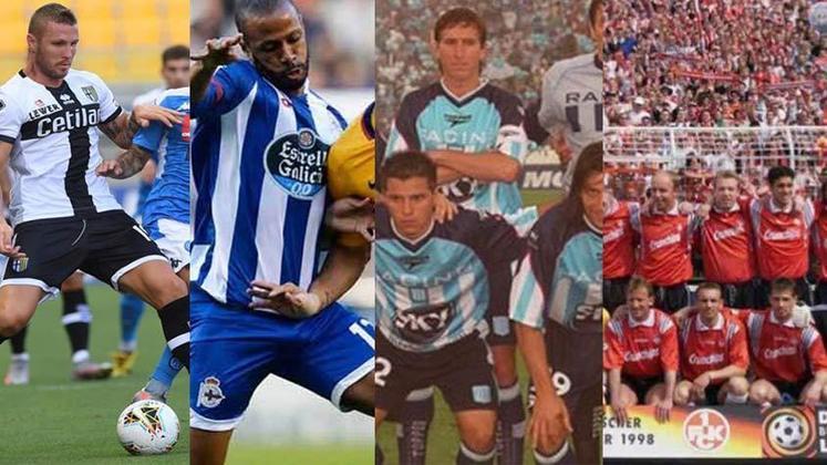 O Cruzeiro pode entrar para lista de clubes que arcam com graves consequências em campo devido a problemas financeiros. O LANCE! quem penou com dívidas pelo mundo afora.