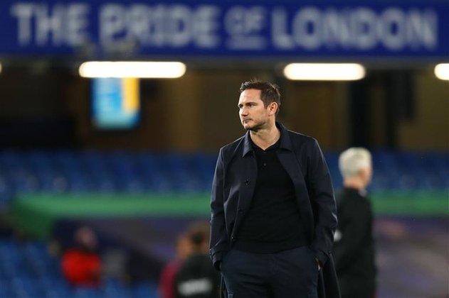 O Daily Mirror afirma que o plano B é o inglês Frank Lampard, ex-Chelsea, que também está sem time