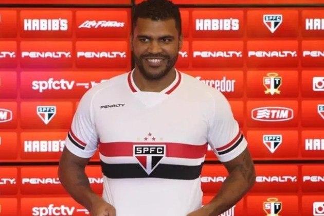O defensor fez 50 jogos pelo Tricolor, onde conquistou o Brasileiro de 2007.