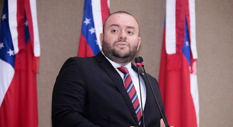 O deputado estadual Fausto Junior