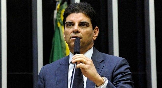 O deputado Carlos Cajado, que liderou despesas no quesito 'combustíveis e lubrificantes'