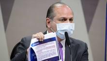 CPI mira relação de empresa com Barros e negociação da Coronavac