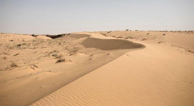 Além das partículas de areia do Saara, a nuvem carrega outros elementos presentes nos ambientes por onde passa