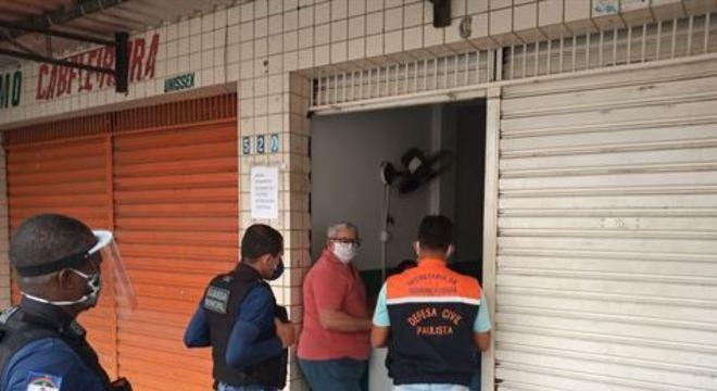 O diretor do departamento de Defesa Civil de Paulista, Alexandre Chacal, reforçou a importância da colaboração da população nas ações de combate ao novo coronavírus