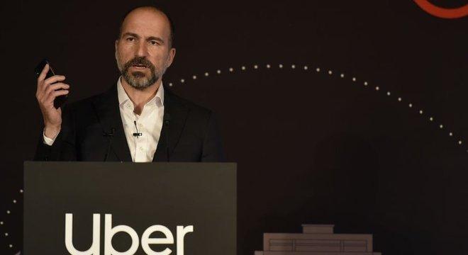 Diretor executivo do Uber prometeu que a empresa geraria lucro em 2021