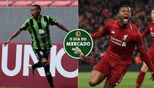 Palmeiras faz proposta por atacante e Barça procura um meia