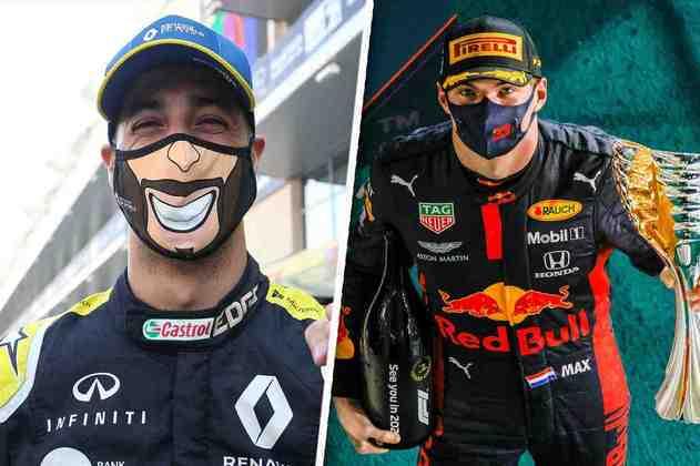 O domingo foi de despedidas e vitória de Verstappen em Abu Dhabi. Confira as melhores fotos do dia. (Por GRANDE PRÊMIO)