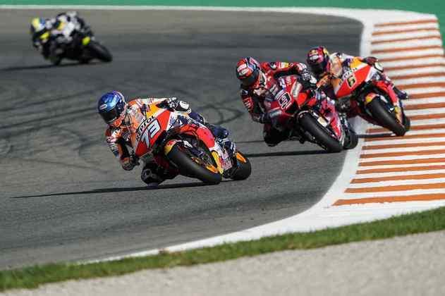 O domingo foi dia do GP da Comunidade Valenciana. Confira imagens