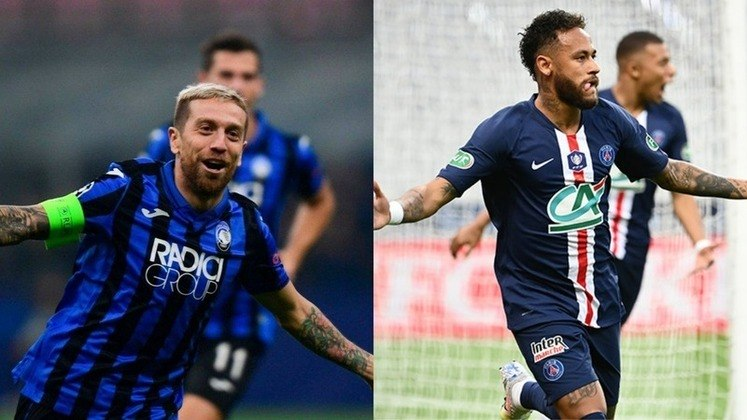 O duelo entre Atalanta e Paris Saint-Germain será disputado nesta quarta-feira, às 16h (horário de Brasília), no Estádio da Luz, em Lisboa. A partida terá transmissão pela TNT.