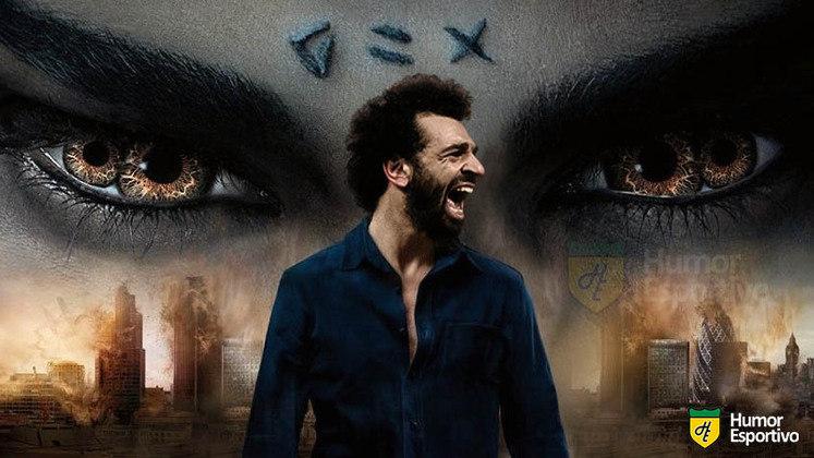 O egípcio Mohamed Salah seria uma grande ator do filme