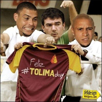 O elenco contava com grandes nomes como Roberto Carlos e Ronaldo, e era comandado por Tite