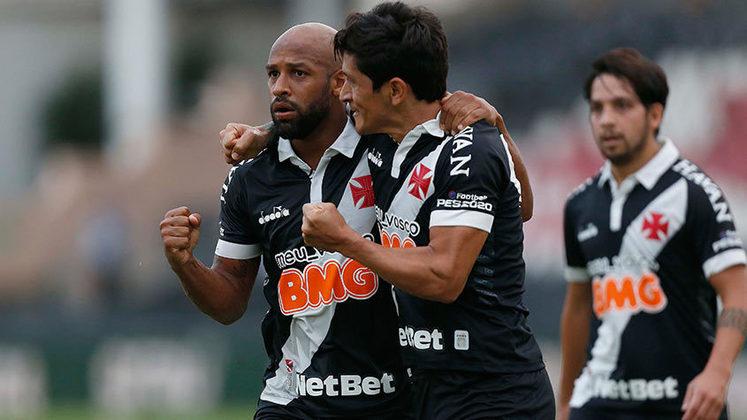 O elenco do Vasco tem seu valor de mercado estipulado em R$ 203 milhões