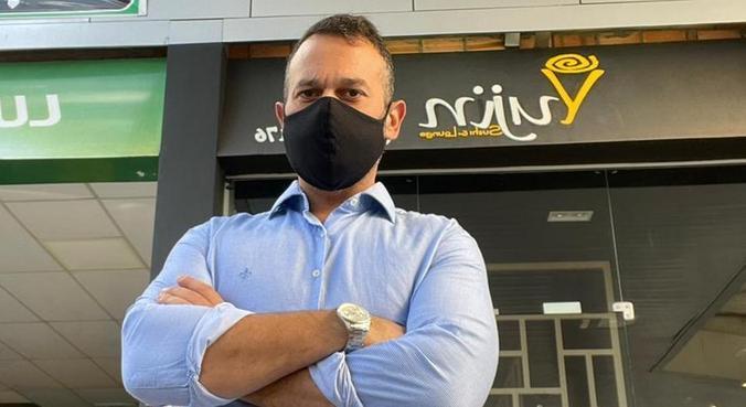 O empresário Marcos Unicovsky, de Porto Alegre (RS): Situação chegou 'ao limite'
