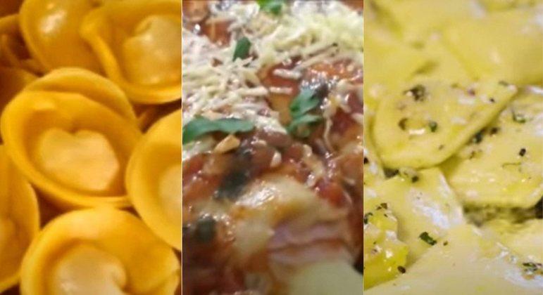 O espaguete é provavelmente a massa de macarrão mais famosa do mundo e que mais estamos acostumados a comer. Porém, existem diversas outros tipos de massas que são muito saborosas e fáceis de fazer, além de servirem tanto no dia a dia como em uma refeição especial. Veja as opções nessa galeria!