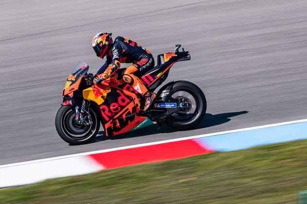 O espanhol da KTM ficou dentro do top-10