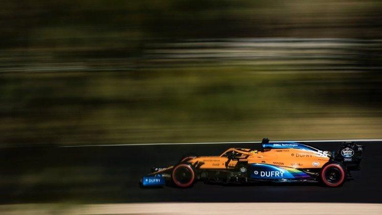 O espanhol espera colocar novamente a McLaren na zona de pontuação, após o 5º lugar em Nürburgring