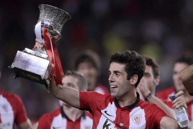 O espanhol Susaeta fez história no Atlético de Bilbao, onde jogou de 2007 a 2019. De acordo com o Transfermarkt, ele vale 3,2 milhões de euros (cerca de 21 milhões de reais).