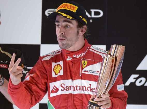 O espanhol terminou a parceria com o time italiano com três vice-campeonatos