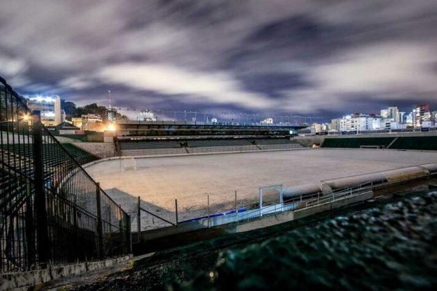 O Estádio Alfredo Jaconi ficou tomado pela neve. A massa de ar polar será sentida até o dia 1º de agosto (domingo), mas o Juventude não jogará em casa no período. O próximo duelo no estádio será apenas no dia 8 de agosto, contra o Atlético-MG.