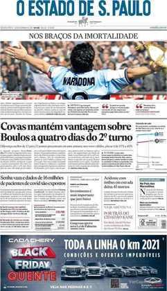 O Estado de S. Paulo - Brasil