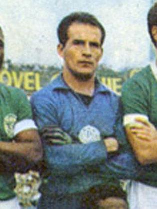 O ex-goleiro paraguaio Juan Pérez treinou o Náutico em 1979. Antes disso, como jogador, Pérez foi contratado pelo Palmeiras em 1967, vindo do Galícia, da Venezuela, e fez parte da famosa