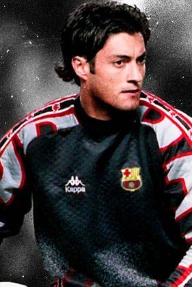 O ex-goleiro português Vítor Baía ganhou 34 títulos na carreira.