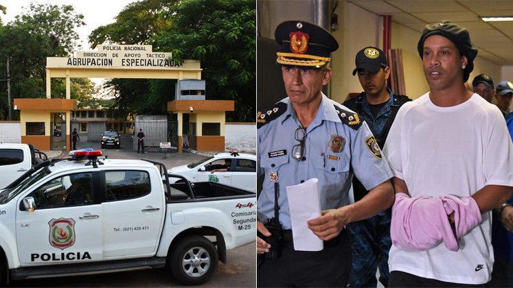 O ex-jogador Ronaldinho e o seu irmão Roberto Assis foram presos no Paraguai com documentos ilegais. O LANCE! fez uma galeria para explicar a situação. Confira!