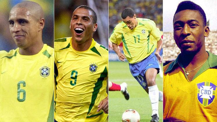 O ex-lateral Roberto Carlos contou que encerrou sua carreira e não atuou pelo seu clube de coração na infância. A reportagem recorda então outros jogadores que também penduraram as chuteiras e não realizaram seus sonhos de garoto. Confira!