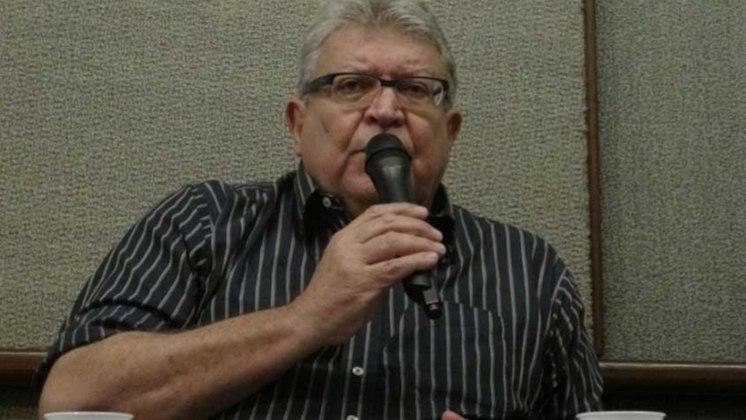 O ex-médico do Vasco Clóvis Munhoz ficou internado por mais de 60 dias no Rio de Janeiro e recebeu alta em maio.
