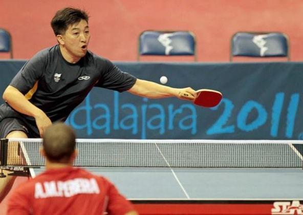 O ex-tenista de mesa Hugo Hoyama participou de cinco Jogos Olímpicos: Barcelona 1992, Atlanta 1996, Sydney 2000, Atenas 2004 e Londres 2012
