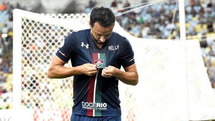O experiente atacante Nenê, artilheiro do Fluminense em 2020, tem uma longa carreira e pode usar isso a favor caso decida virar técnico futuramente. O jogador sempre se destacou com boa relação no vestiário.