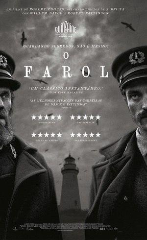 Cartaz do filme 'O Farol'