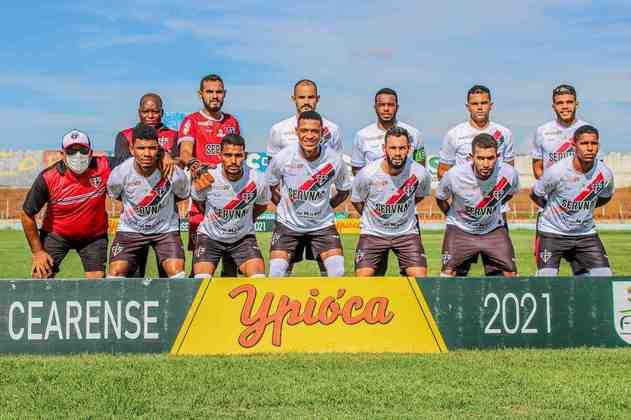 O Ferroviário disputou a Segunda Divisão Cearense entre 2015 e 2016.