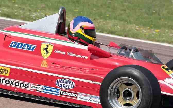O filho Jacques deu um título mundial ao sobrenome Villeneuve em 1997. Ele também homenageou o pai no GP do Canadá de 2018