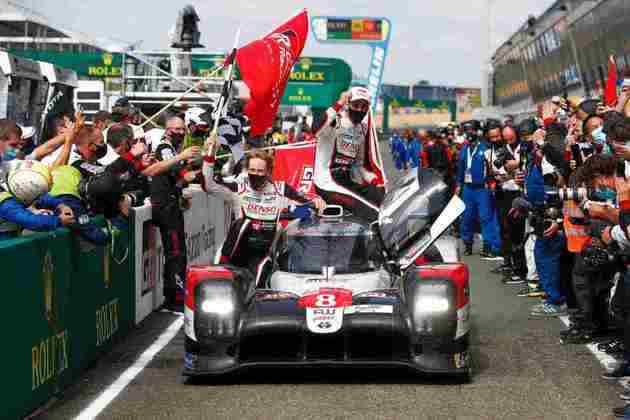 O fim de semana marcou a 88ª edição das 24 Horas de Le Mans