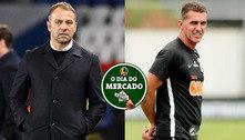 Fim da era Flick no Bayern de Munique, pressão em Vagner Mancini e mais! Veja o Dia do Mercado
