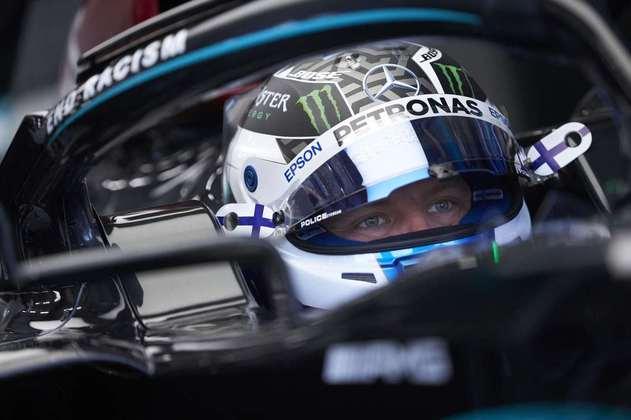 O finlandês da Mercedes foi o segundo melhor no TL2