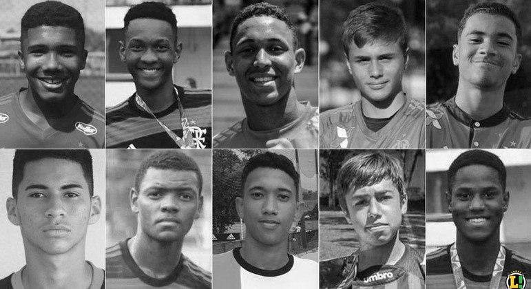 Há dois anos e meio, dez garotos da base do Flamengo morreram em um incêndio no Ninho do Urubu