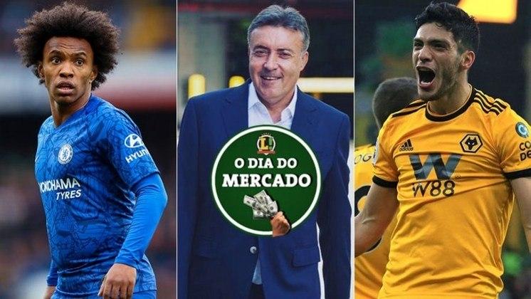 O Flamengo, enfim, anunciou seu novo treinador nesta sexta-feira: o espanhol Domènec Torrent. Mas o Dia do Mercado foi além: teve contratação no Napoli e no Vasco, além de especulações no West Ham, Juventus, Barcelona, Racing e Leipzig. Confira tudo aqui!