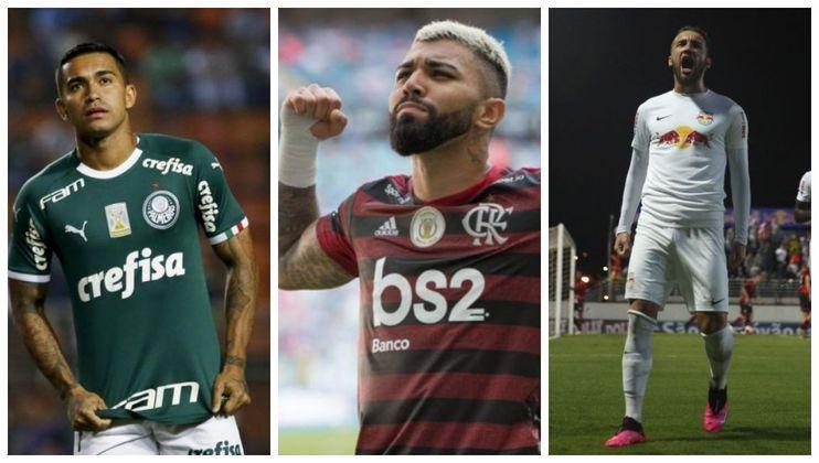 O Flamengo está de vento em popa, tanto no futebol quanto na sua camisa. Negociando novo patrocínio com um gigante do mercado, o LANCE! fez uma lista de patrocinadores máster dos clubes e quanto cada um fatura pelo espaço do uniforme. Confira!
