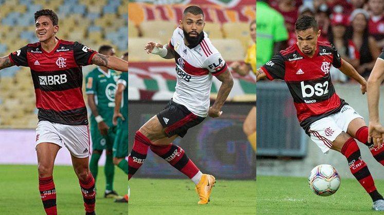 O Flamengo exerceu o direito de compra de Pedro, que, agora, passa a ter vínculo com o clube até 2025. E o LANCE! aproveitou para trazer os 15 maiores investimentos do Rubro-Negro, sendo que, de 2017 para cá, os valores condizem com os direitos econômicos adquiridos, registrados no balanço do clube