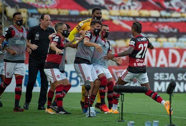 O Flamengo tem a reta final do Campeonato Brasileiro como o único compromisso na temporada. Depois de 28 jogos, o clube está na quarta posição, com 49 pontos, e busca melhorar o desempenho recente para brigar pelo título. Relembre a situação do Rubro-Negro neste estágio do Brasileirão desde 2003, o começo da era dos pontos corridos.