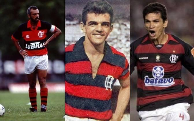 O Flamengo tem em sua rica história diversos jogadores nascidos no Nordeste, terra da Copa do Nordeste e de estaduais tradicionais. Confira nesta galeria feita 25 jogadores que nasceram no Nordeste e tiveram passagens marcantes pelo Flamengo.