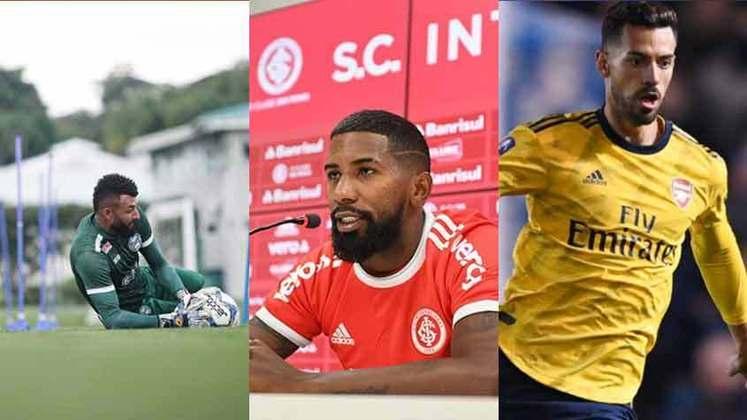 O Flamengo tem nove atletas profissionais emprestados a outros clubes - e segue os monitorando de perto. Há nomes que podem pintar no time principal nos próximos anos ou render um bom valor aos cofres do clube. Confira nesta galeria!