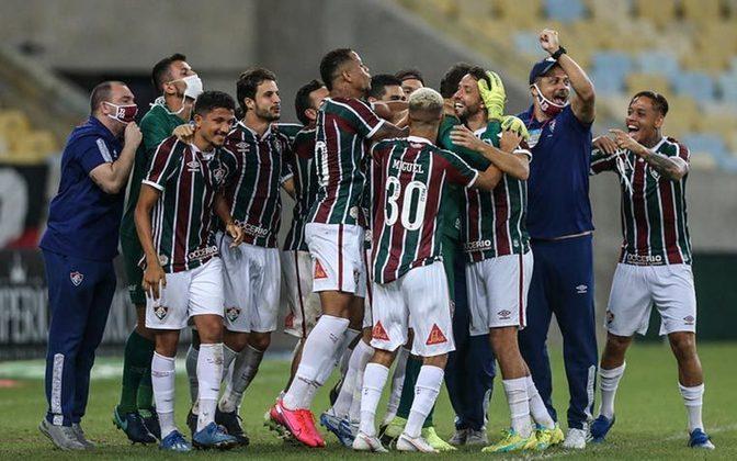 O Fluminense estreia no Campeonato Brasileiro neste domingo. Tetracampeão da competição, o clube se vê em condições de brigar pelo menos pela primeira metade da tabela e terá uma verdadeira maratona de jogos difíceis nas primeiras rodadas. Veja a agenda dos dez primeiros jogos do Flu a seguir.