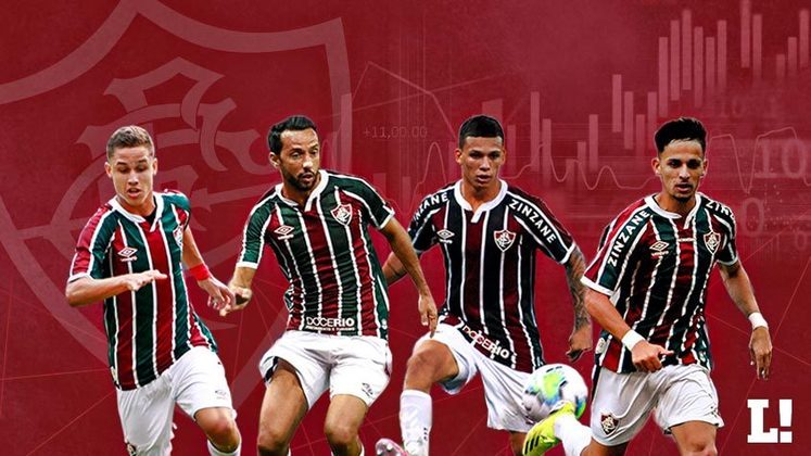 Após o bom ano em 2020, o Fluminense praticamente não mudará o elenco da última temporada, mas terá não só alguns reforços, como também jovens e atletas que estão no sub-23 ao longo da caminhada em 2021. Conheça os jogadores e seus tempos de contrato com o Tricolor das Laranjeiras: