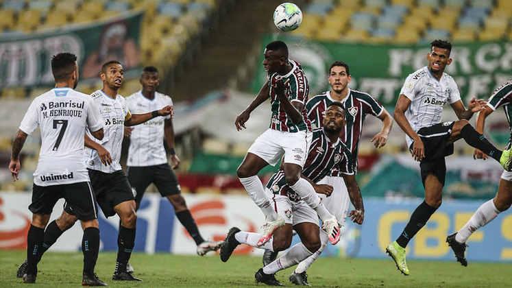 O Fluminense sofreu uma goleada também: levou 3 a 0 do Volta Redonda no Campeonato Carioca
