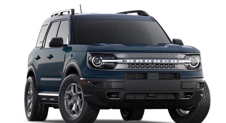 O Ford Bronco Sport é o primeiro carro da montadora  que vamos citar nesta galeria, que custará cerca de R$ 185 mil. Ele já é vendido nos Estados Unidos, como modelo flex. A cabine terá 8 polegadas e um reforço na segurança, como autonomia de emergência e farol automático.