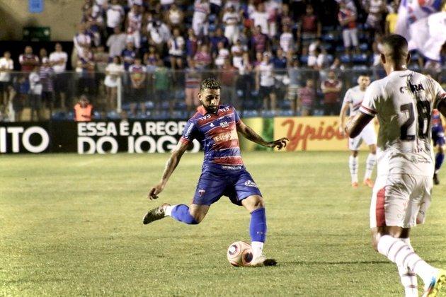O Fortaleza acertou com a EsportesNet para ser a patrocinadora máster do clube. Os valores do acordo não foram divulgados pelo Leão do Pici.